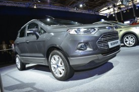 Ford EcoSport Debuts At The Paris Motor Show