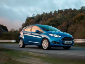 UK Car Sales up by 5.3 per cent in 2012
