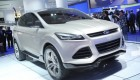 Ford Vertrek Concept live