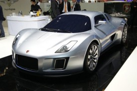 Geneva 2011: Gumpert Tornante By Touring