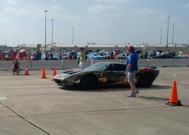 Hennessey Ford GT runs 267.6mph at Texas Mile [videos]