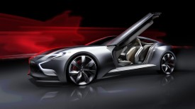 Hyundai HND-9 Concept previews next Genesis coupe
