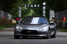 Infiniti EMERG-E Prototype Debuts At Goodwood Festival Of Speed [VIDEO]