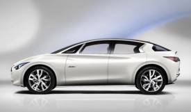 Infiniti Etherea Compact Luxury Concept Revealed