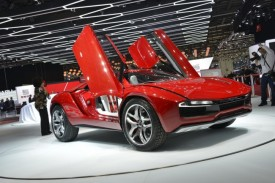 Italdesign Giugiaro Parcour Concept With Lamborghini Power Debuts in Geneva