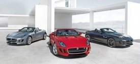 Jaguar F-Type Breaks Cover Ahead Of Paris Debut