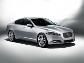 2013 Jaguar XF And XJ Available With An All-Wheel Drive System