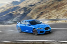 Jaguar XFR-S Revealed – Debuts Today at the LA Auto Show