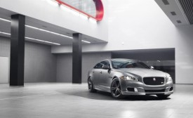 Jaguar XJR revealed ahead of New York Auto Show
