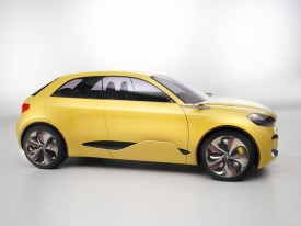 Kia CUB concept debuts at the Seoul Motor Show