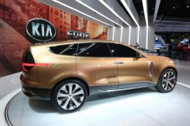Kia Cross GT Concept Debuts at the Chicago Auto Show
