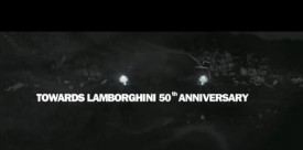Lamborghini Releases 50th Anniversary Special Model Teaser [video]