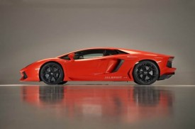 Lamborghini Aventador LP700-4 Photos Leak Ahead Of Geneva Debut
