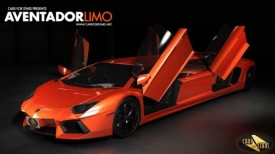 Lamborghini Aventador Limo Concept by Cars For Stars