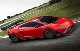 New Lamborghini Gallardo GT3 FL2 Revealed