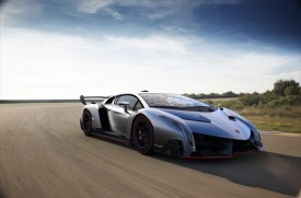 Lamborghini Veneno Supercar Revealed – Celebrates Company's 50th Anniversary