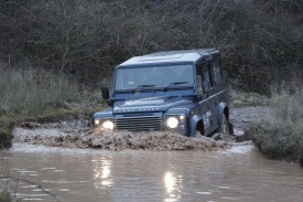 Electric Land Rover Defender Research Vehicle Revealed