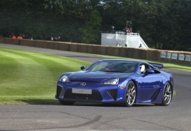 Lexus LFA Supercar Production Ends