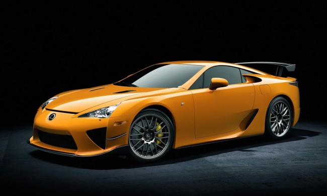 Lexus LFA With Nürburgring Package Coming To Geneva – Limited To 50 Units
