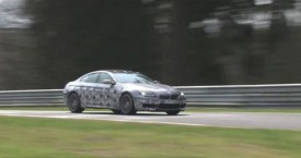 Video: BMW M6 Gran Coupe Testing On The Nürburgring