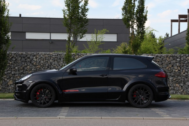 MERDAD Collection Coupe Based On The Porsche Cayenne Turbo