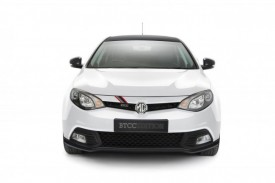 MG Announces MG6 BTCC Special Edition