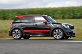MINI John Cooper Works Countryman Priced From £28,595