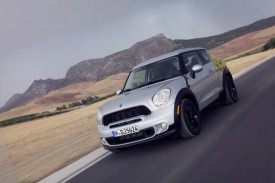 MINI Paceman – Official 'Spy Shots'
