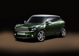 MINI Paceman Concept revealed ahead of Detroit debut