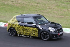 2013 MINI Paceman S Spied Testing On The Nürburgring