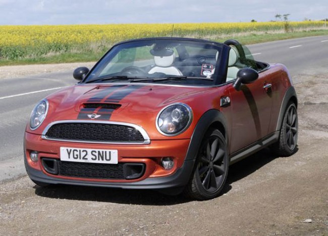 MINI Roadster Cooper S – Road Test