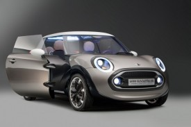 MINI Rocketman Concept Unveiled Ahead Of Geneva Debut