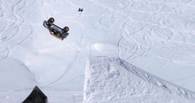 Watch Frenchman Guerlain Chicherit Do the World's First Successful Backflip in a Car