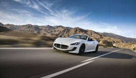 Maserati GranCabrio MC revealed