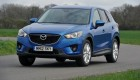 Mazda CX-5 front