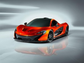 McLaren P1 Supercar Concept &#8211; First Details &amp; Pictures