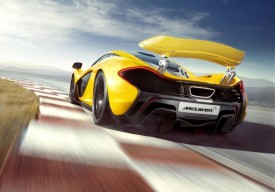 McLaren P1 Revealed, Priced From £866,000