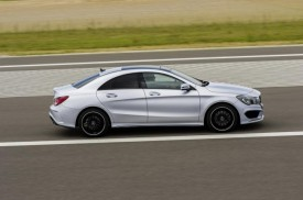 Mercedes CLA Debuts at the Detroit Auto Show [VIDEOS]