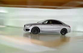 Mercedes-Benz CLA priced from 24,355