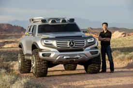 Mercedes Ener-G-Force Concept Revealed