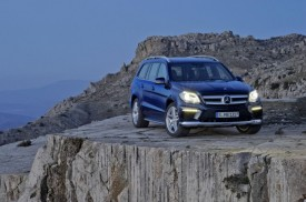 New Mercedes-Benz GL-Class Priced From £59,465