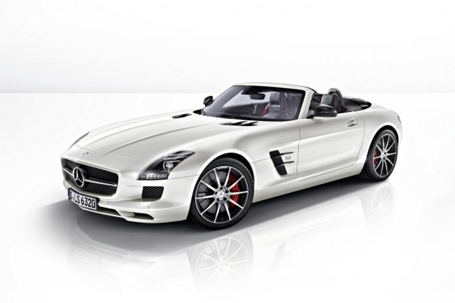 Mercedes SLS AMG GT Revealed, On Sale In November