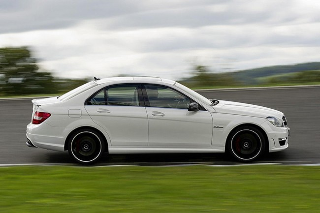 Mercedes-Benz C63 AMG Facelift – First Details And Images