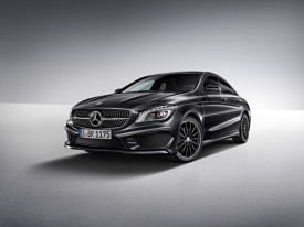 Mercedes-Benz CLA Edition 1 Revealed