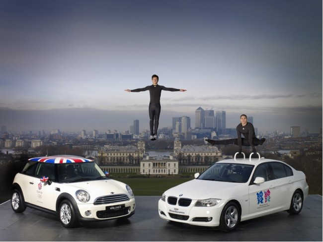 BMW London 2012 Performance Team launched by BMW Group UK