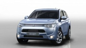 Mitsubishi Outlander Plug-in Hybrid EV (PHEV) Previewed Ahead Of Paris Debut
