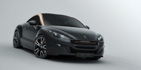 2013 Peugeot RCZ Sports Coupe Priced From £21,595
