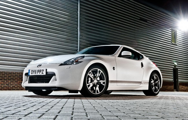 Nissan Celebrates 40 Years Of Z In The UK With A Special 370Z GT Edition