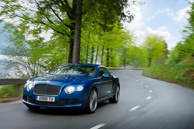 New Bentley Continental GT Speed Revealed – The Fastest Production Bentley Ever
