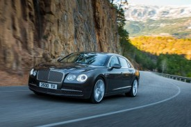 New Bentley Continental Flying Spur Revealed [video]